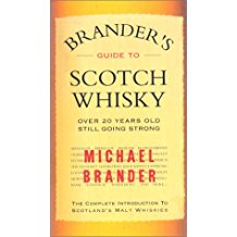 Brander's Guide to Scotch Whisky Whiskey