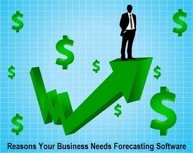 Reasons Your Business Needs Forecasting Software