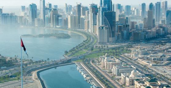 مدينة الشارقة الاماراتية