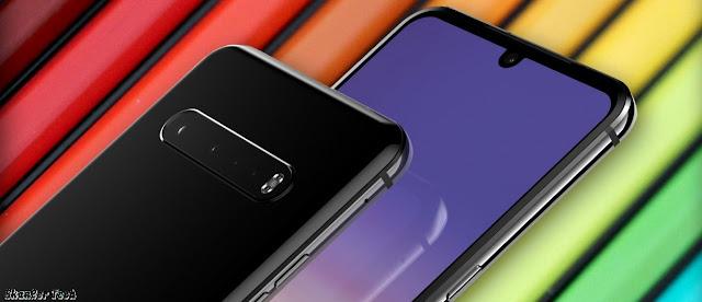 شاهد تسريب صور لهاتف LG G9 الجديد