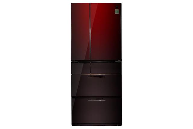 Tủ lạnh Sharp Inverter 470 lít SJ-GF60A-R