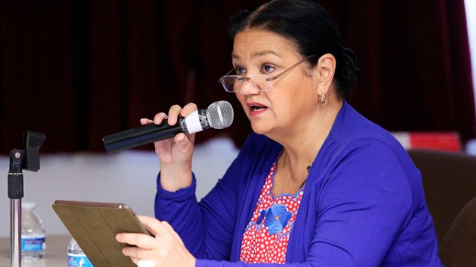 """""""Si se debe citar a EPN por delitos de corrupción, debe hacerse"""", asegura María Sauri"""