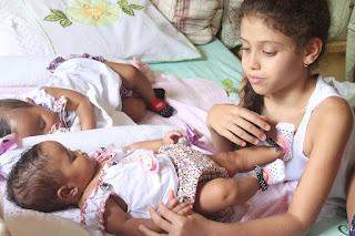 Image: Beautiful Twins, by Valney Paz Ribeiro Junior enterdejesus on Pixabay