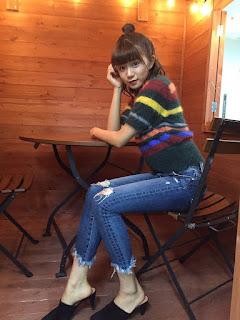 Mirei Hoshina: Line Blog Pics 2016 Photo Pack
