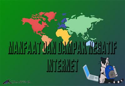 Internet sebagai suatu teknologi telah tumbuh dan berkembang sedemikian besar sebagai alat informasi dan komunikasi.