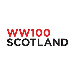 WW100 Scotland logo