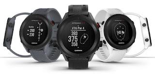Garmin Approach S12 smartwatch features