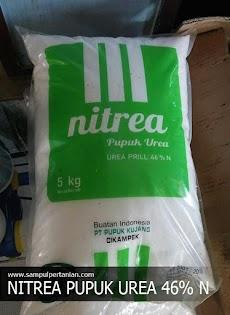 Nitrea pupuk Urea nonsubsidi (Keunggulan dan Kelebihan)