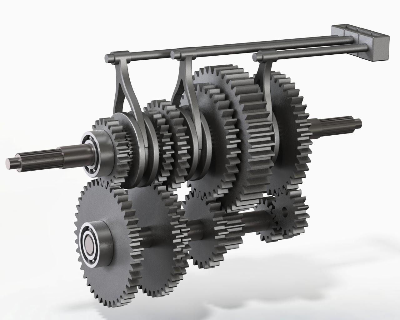 Figure 1: 3D Model.