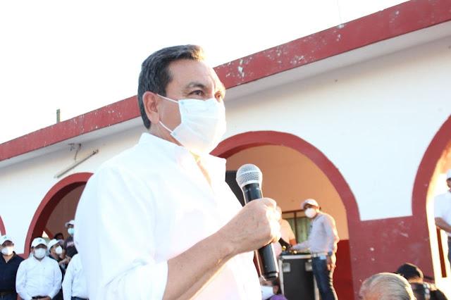 Servir, la razón de Liborio Vidal para estar en política