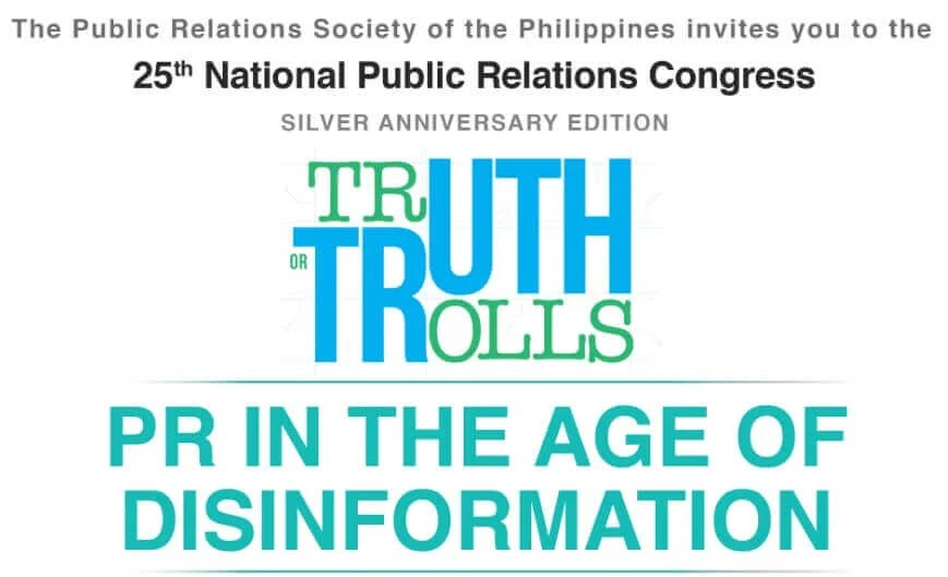 25th PR Congress Anchors on Delivering Truth