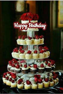 birthday cake images with hindi wish6