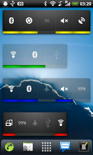 3 great Android switch apps to control your data and power with only
