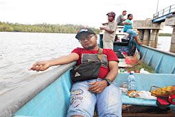 2 Hari Menjadi Nelayan di Portsite (Pelabuhan Area PT Freeport Indonesia)