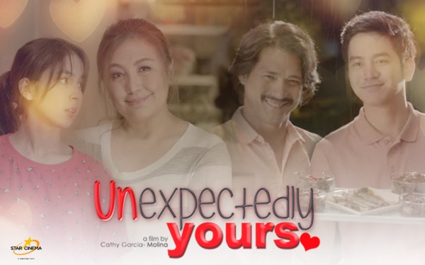 "Watch: Teaser trailer of ""Unexpectedly Yours"" starring Robin Padilla, Julia Barretto, Joshua Garcia, and Sharon Cuneta"