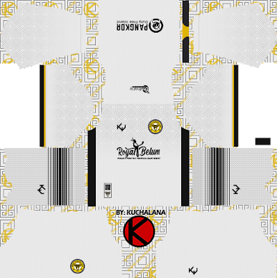 Perak FC Kits 2021 -  DLS2019 Kits