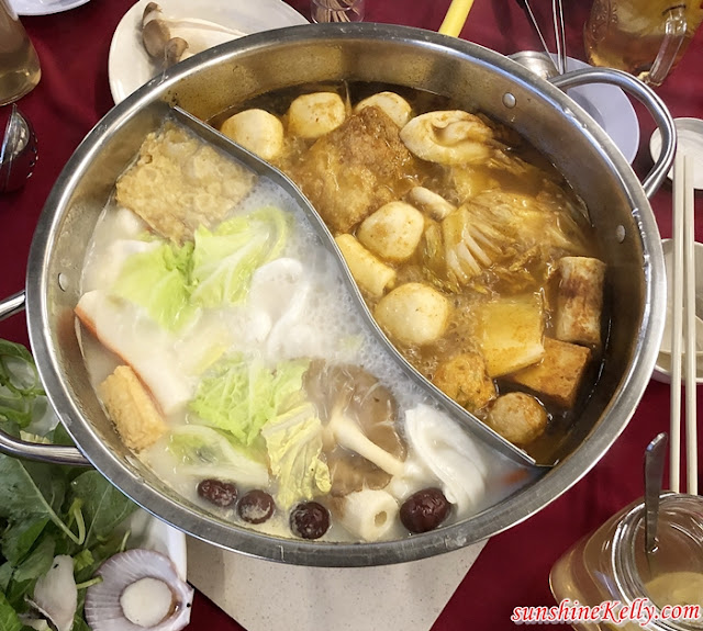 Oriental Steamboat, Segambut, Food, Food Review, Chinese Food, Steamboat