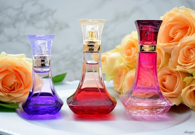 beyonce perfumy