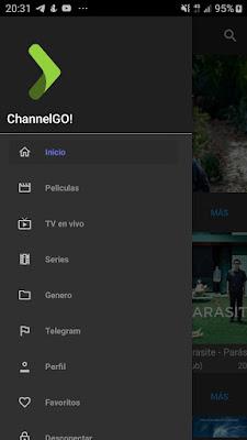 تحميل تطبيق ChannelGO.apk لمشاهدة احدث الافلام العالمية 2020