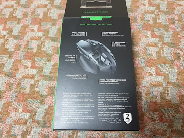 mouse features and specs