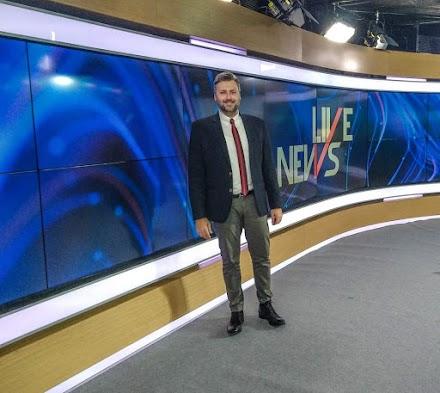 Στο νέο Mega Channel o Γιάννης Καλλιάνος