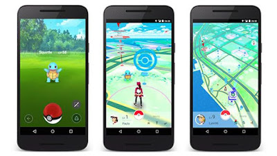 Download Pokemon GO APK for Android Latest Version (Offline) - Apps