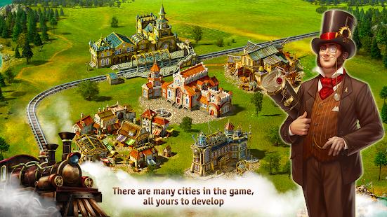 Game Offline Terbaik untuk Android transport kereta api kapal api