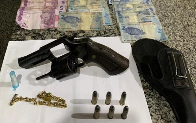 Três homens presos por assaltos em Santo Amaro, Babosa e Cazumbá; 11 vítimas reconheceram os acusados
