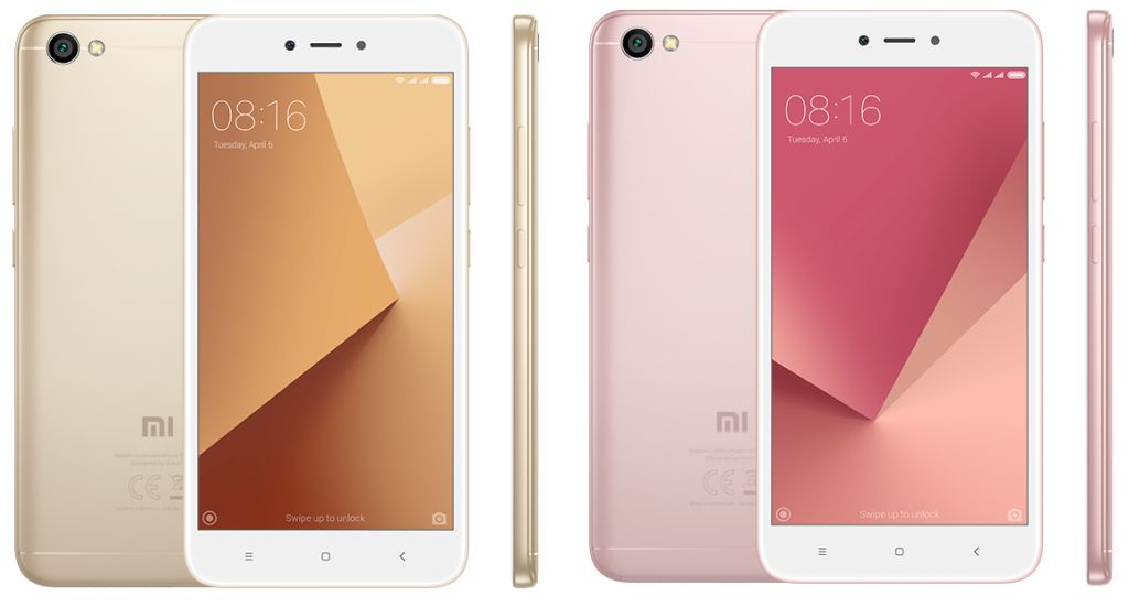Xiaomi Redmi Note 5A (2017) with Specifications and Prices