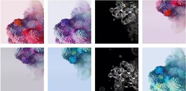 Download Wallpaper Samsung Galaxy S20 Gratis-2