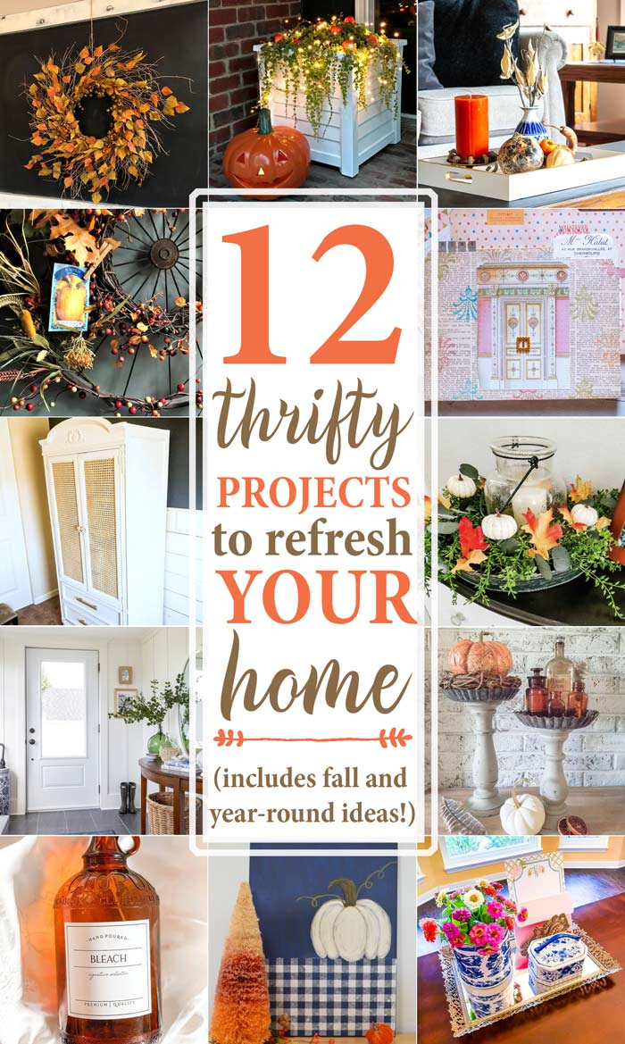 Thrifty Style Team September projects
