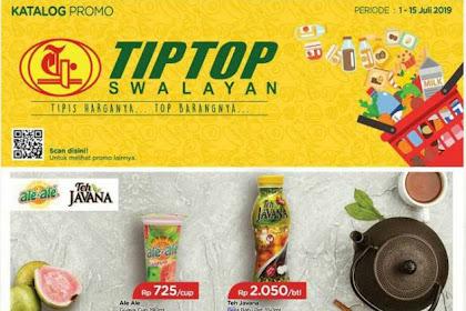 Katalog Promo TipTop Supermarket 16 - 31 Juli 2019