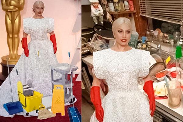 мем Леди Гага
