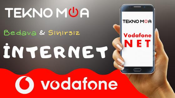 Vodafone VPN ile Sınırsız ve Hızlı İnternet - 2019