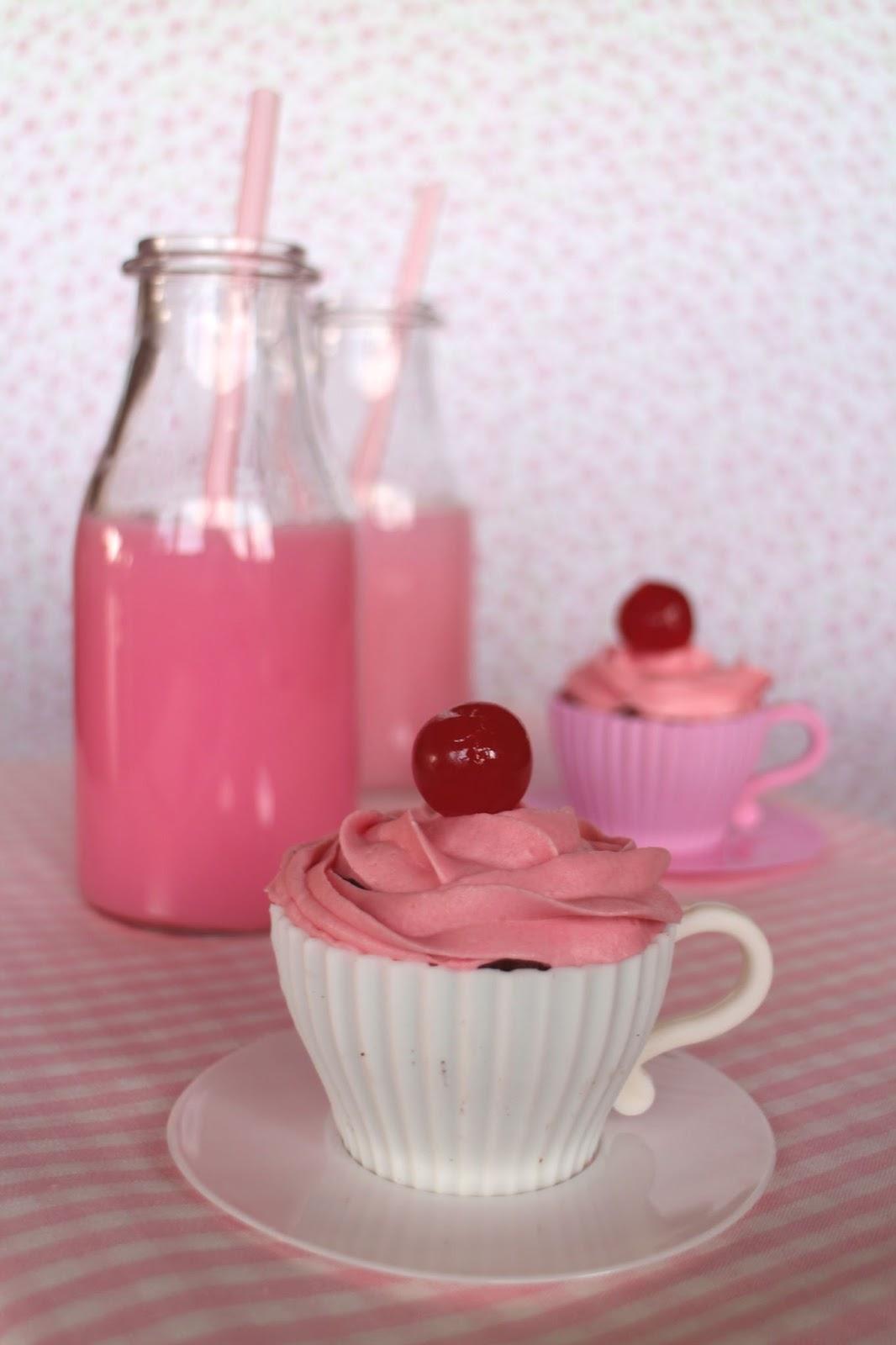 chocolate-cupcakes, cupcakes-de-chocolate-en-taza