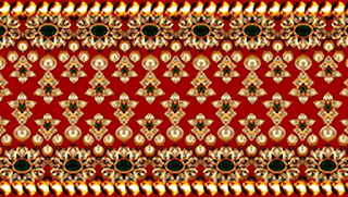 Textile Border