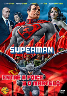 Superman: Entre a Foice e o Martelo (2020) Torrent