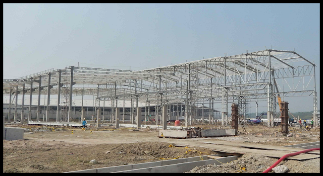 Biaya Jasa Kontraktor Bangun Pabrik & Gudang Gorontalo Terpercaya
