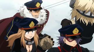 Hellominju.com: 僕のヒーローアカデミア (ヒロアカ)アニメ | 士傑高校 | Shiketsu High School | My Hero Academia | Hello Anime !