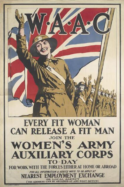 WAAC poster, 15 May 1942 worldwartwo.filminspector.com