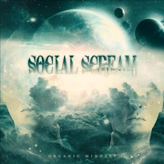 """Ο δίσκος των Social Scream """"Organic Mindset"""""""