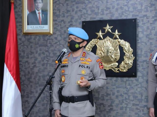 Mabes Polri Minta Benny K Harman Laporkan Dugaan Intel Polres Intimidasi Pengurus Partai Demokrat