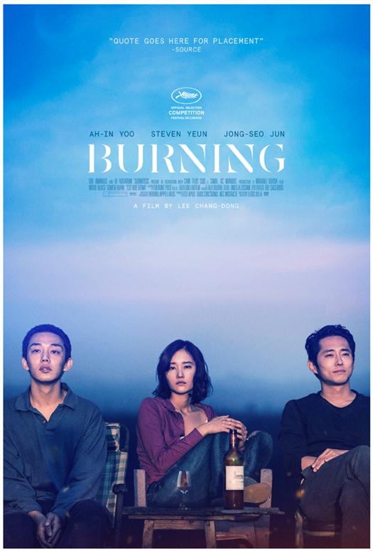 Review film Korea Burning