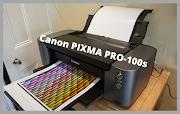 Canon PIXMA PRO-100s Driver Softwar Free Download