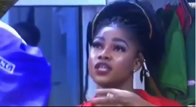 """#BBNaija: """"You Are Very Stupid"""" - Tacha Tells Mike During Plantain Search, See Why"""