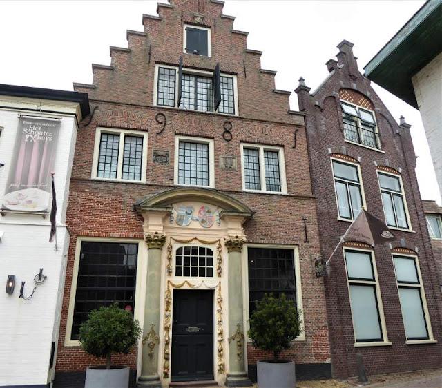 hotel De Lindeboom a Den Burg