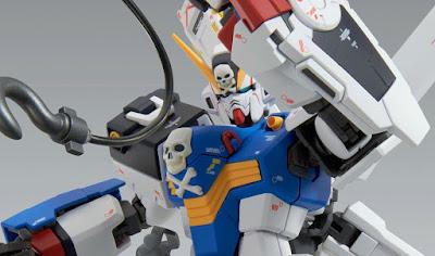 MG 1/100 Crossbones Gundam X-1 (Patchwork) Ver.Ka
