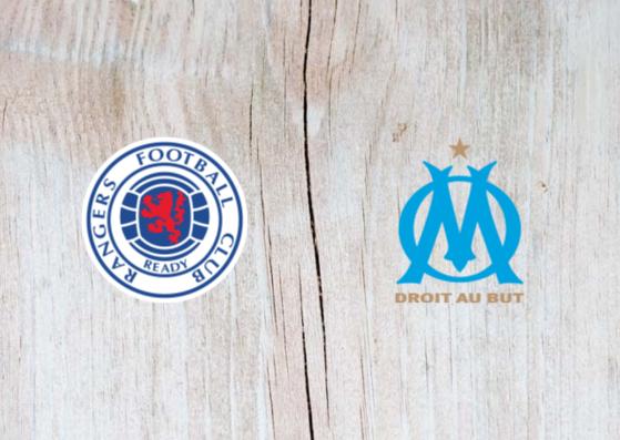 Rangers vs Marseille - Highlights 14 July 2019
