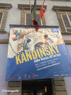 Palazzo Blu Pisa mostra Kandinsky