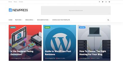 Top 5 adsense responsive blogger templates